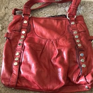 Red pocketbook